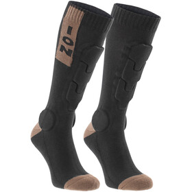 ION BD 2.0 Chaussettes de protection, mud brown